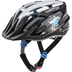 Alpina FB 2.0 Flash Helmet Juniors black-white-blue